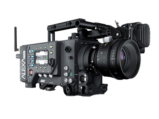 Arri, RED, Blackmagic...
